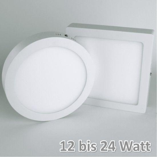 Turbo LED Einbaustrahler 24W in der Farbe weiß, rostfrei Spot QR69