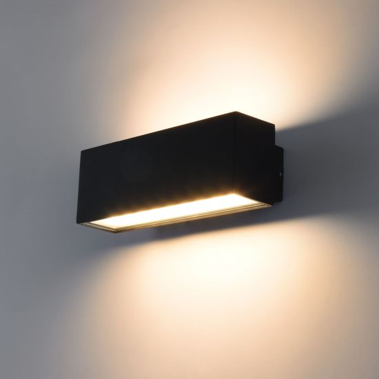 Wandleuchte aus Aluminium LED 1349A up & down