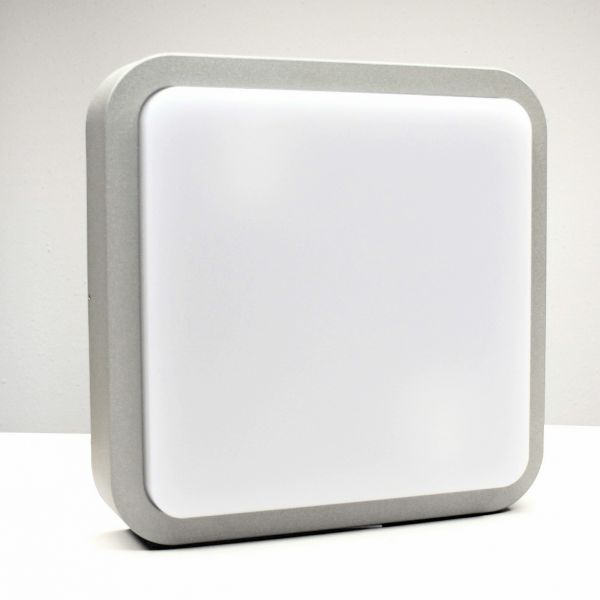 wandleuchte f r au en 1419 aluminium mit e27 fassung. Black Bedroom Furniture Sets. Home Design Ideas