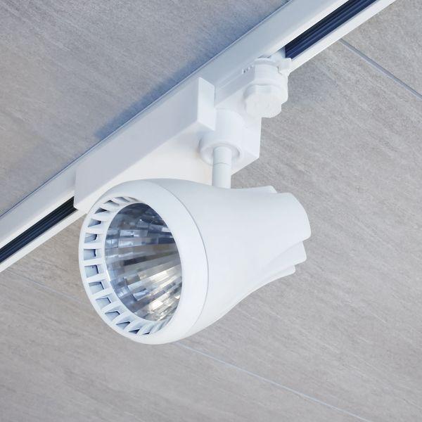 led schienensystem strahler tracklight 20 watt. Black Bedroom Furniture Sets. Home Design Ideas